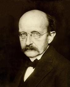 Max Planck (1858 — 1947) um dos físicos mais importantes do século XX sendo considerado o pai da física quântica