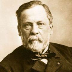 Louis Pasteur (1822 — 1895) Considerado o pai da microbiologia.