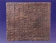 A descoberta dos tabletes de Ebla também auxiliou na confirmação histórica das cidades de SODOMA, GOMORRA, ADMÁ, ZEBOIM E ZOAR (Gênesis 14)